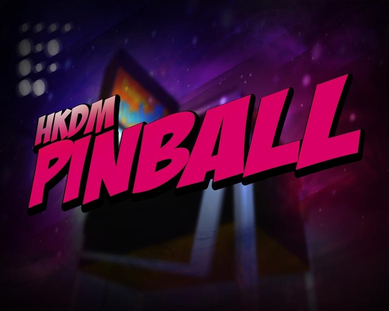 Super Ultra Hyper Mega 3D hKDM Pinball