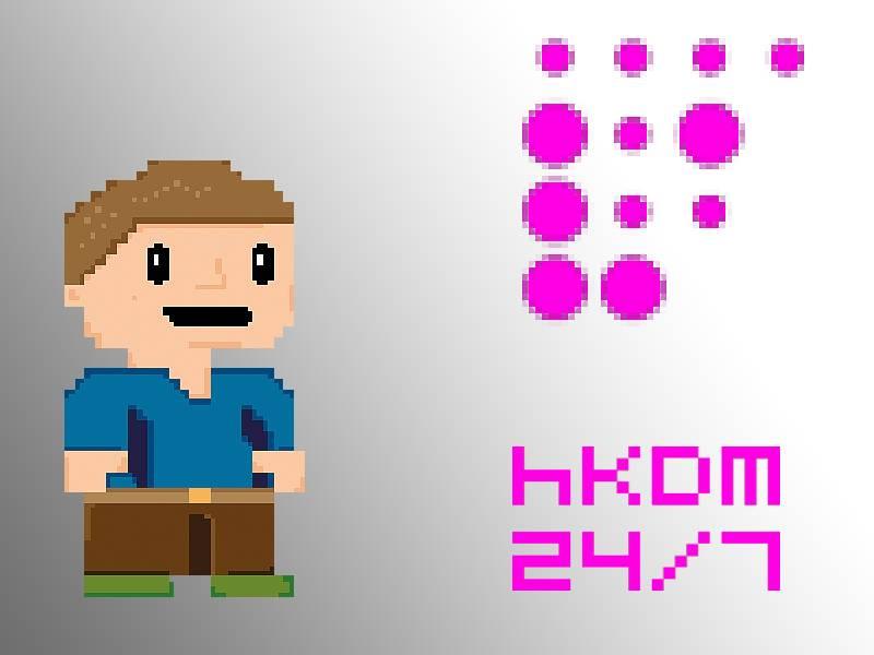 hKDM 24/7